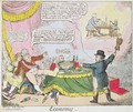 Economy, published by Johnston, London, May 1816 - (after) Rowlandson, Thomas