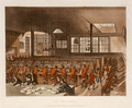 The Post Office, London plate 63, published 1st April 1800 at R.Ackermans Repostitory of Arts - & Pugin, A.C. Rowlandson, T.