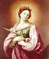 St. Catherine - Guido Reni