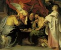 The Four Evangelists - Peter Paul Rubens