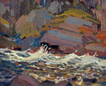 Swift Water - Tom Thomson