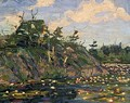 The Lily Pond - Tom Thomson