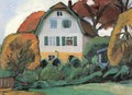 The Russians' House - Gabriele Munter