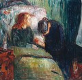 The Sick Child - Edvard Munch