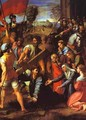 The Hill of Calvary - Raphael
