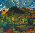 Gleams on the Hills - James Edward Hervey MacDonald