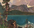 Lake O'Hara - James Edward Hervey MacDonald
