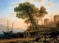 An Artist Studying Nature - Claude Lorrain (Gellee)