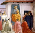 Saint Peter Enthroned - Masaccio (Tommaso di Giovanni)