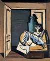 The Open Door - Louis Marcoussis (Ludwik Markus)