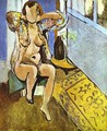 Nude, Spanish Carpet - Henri Matisse
