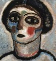 Woman's Head - Alexei Jawlensky