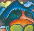 Mountain - Alexei Jawlensky