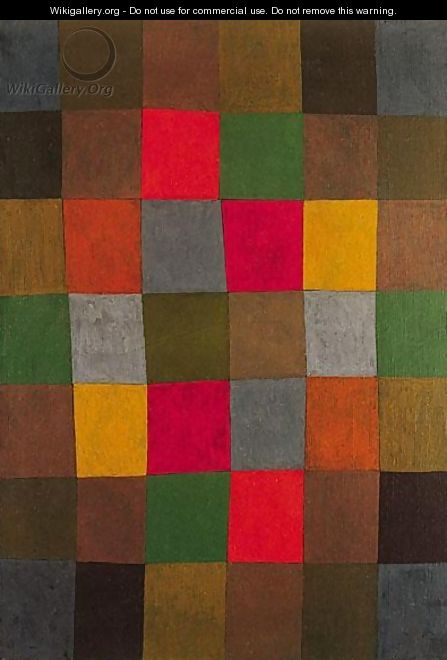New Harmony - Paul Klee