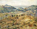 City Suburbs - Ernest Lawson