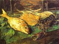 Still Life with Lobster - Konstantin Alexeievitch Korovin