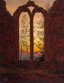 The Dreamer - Caspar David Friedrich