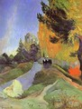 The Alyscamps - Paul Gauguin
