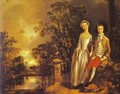 Heneage Lloyd and His Sister - Thomas Gainsborough
