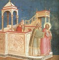 Expulsion of Joachim from the Temple - Giotto Di Bondone