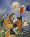 The Conquest of the Air - Roger de la Fresnaye