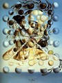Galatea of the Spheres - Salvador Dali