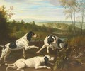 Dogs, sporting and animals - Alexandre-Francois Desportes