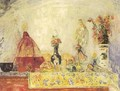 The Virgin and the Mondaine - James Ensor