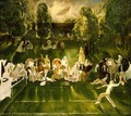 Tennis Tournament - George Wesley Bellows