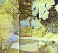 The Mediterranean - Pierre Bonnard