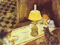 The Lunch of the Little Ones - Pierre Bonnard