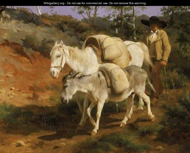 Return from the Mill - Rosa Bonheur