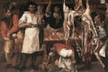 The Butcher's Shop - Annibale Carracci