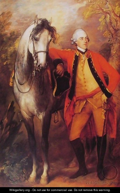 Lord Ligonier - Thomas Gainsborough