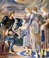 Perseus and the Sea Nymphs - Sir Edward Coley Burne-Jones