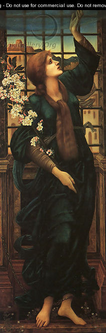 Hope - Sir Edward Coley Burne-Jones