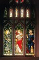 Faith, Hope and Charity - Sir Edward Coley Burne-Jones