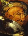 The Cook 2 - Giuseppe Arcimboldo