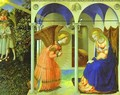 Altarpiece of the Annunciation - Angelico Fra