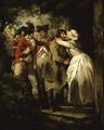 The Deserters Farewell 1792 - George Morland