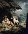 The Shepherd - George Morland