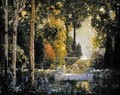 The Golden Garden - Thomas E. Mostyn