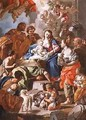 The Adoration of the Shepherds - Francesco de Mura