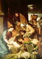 Adoration of the Shepherds 1630 - (after) Murillo, Bartolome Esteban