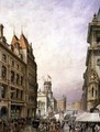 Church Street Liverpool - John Ross Murphy