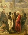 The Slave Market at Cairo 1841 - William James Muller