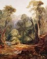 Coombe Glen near Bristol 1831 - William James Muller