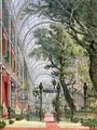 Interior View of the Crystal Palace Hyde Park - Joseph Nash