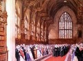 View of Westminster Hall - Joseph Nash