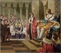Louis XII 1462-1515 Declared Father of the People - (after) Naigeon, Jean Claude